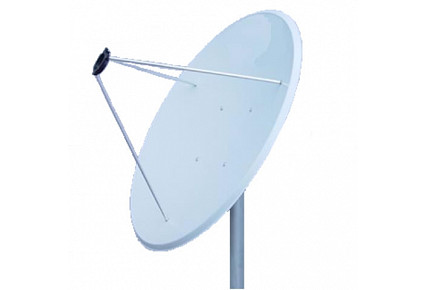 90 CM PARABOLIC ANTENNA (FOR 10-12 GHz LINKS)