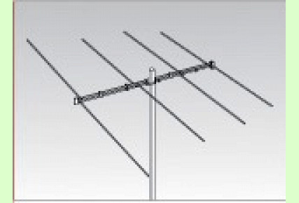 F53- Logarithmic FM Receiving Antenna