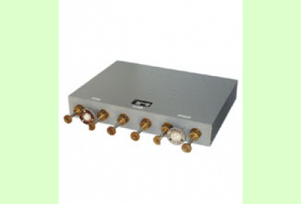 1619-4-N - 3 KW VHF Band Pass Filter