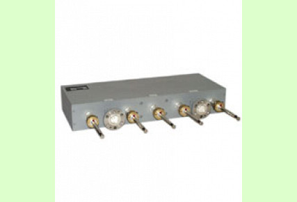 1421-3-N - 2 KW VHF Band Pass Filter