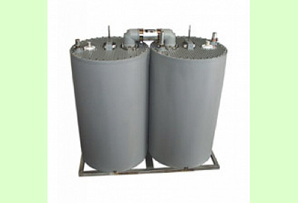 20041 - 20KW FM Double Cavity Filter