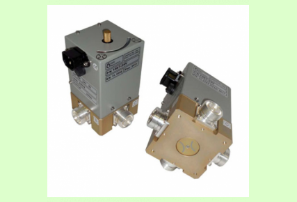 Coaxial Switch With 7/16