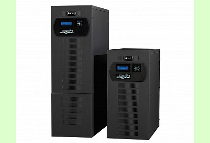 DS315SH on-line 15kVA (4/10 Min) 3/3 phase in battery