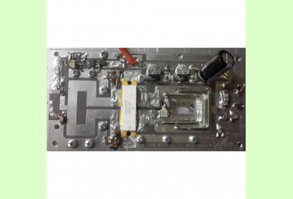 FMAMP1K5 - 1500W FM Pallet Amplifier