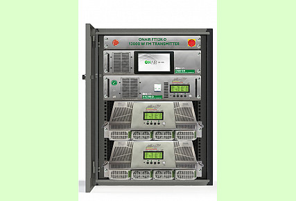FT12K-D - 12 KW FM Digital Transmitter