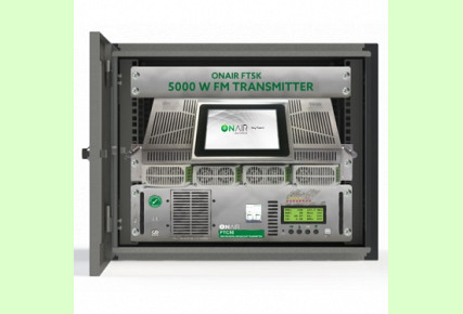 FT5K - 5000 W FM Digital Transmitter