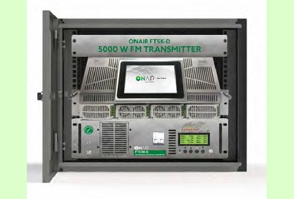 FT5K-D - 5 KW FM Digital Transmitter
