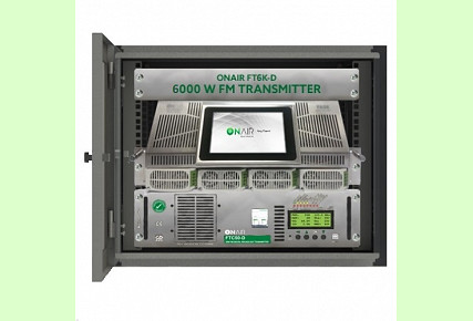 FT6K-D - 6 KW FM Digital Transmitter