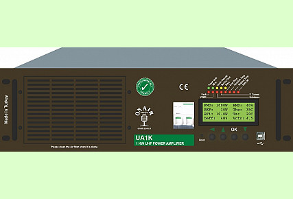 UA1K - 1 KW UHF AMPLIFIER