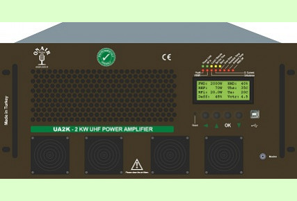 UA2K - 2 KW UHF AMPLIFIER