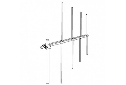 LOG FM/FP - Directional FM Antenna