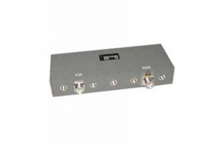 1445-3-N - 1 KW UHF Band Pass Filter