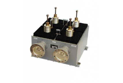 1641-4-N - 10 KW UHF Band Pass Filter